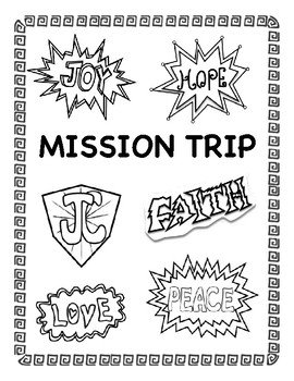 Church Youth Group Mission Trip