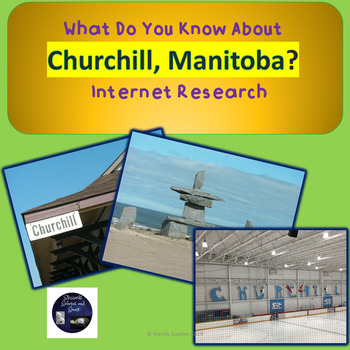 Churchill, MB  Internet Research