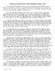 Churchill's Iron Curtain Speech Analysis and Creative Activity