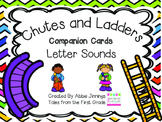 Chutes and Ladders- Beginning Letter Sounds