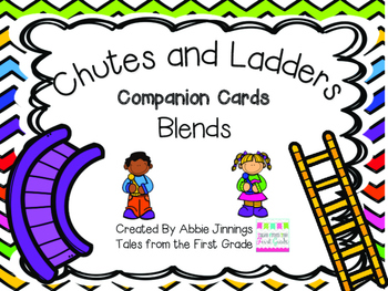 Chutes and Ladders- Blends