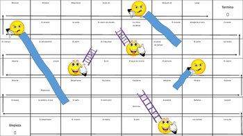 Chutes and Ladders - Daily Routine