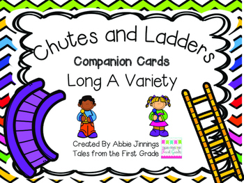 Chutes and Ladders- Long A Variety