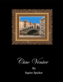 """""""Ciao Venice"""" Performance Package (Music, Script, and License)"""