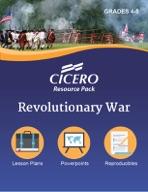Cicero Resource Pack Revolutionary War Grades 4-5