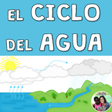 Ciclo del agua - Spanish water cycle song and book