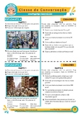 Cidades - Portuguese Speaking Activity