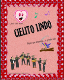 Cielito Lindo - Mariachi Music (MP3), Worksheets, and Pictures to Learn Spanish
