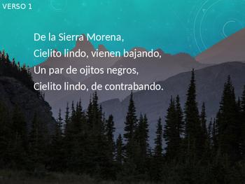 Cielito Lindo Sing-Along