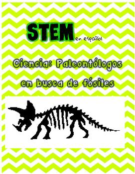 Ciencia: Paleontólogos en busca de fósiles,Stem en espanol