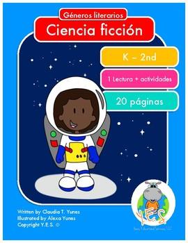 Ciencia ficción - Géneros literarios en Español