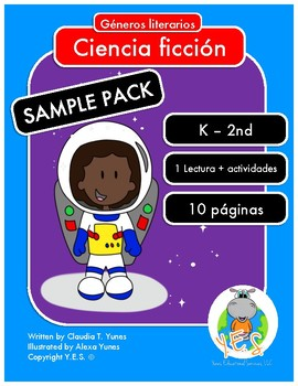 Ciencia ficción Spanish SAMPLE PACK