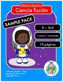 Ciencia ficción Spanish SAMPLE PACK