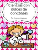 Ciencia para San Valentín (Candy heart science SPANISH)