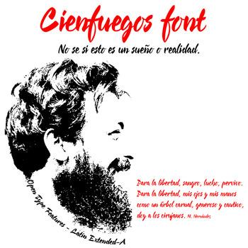 Cienfuegos Font