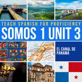 SOMOS Spanish 1 Unit 03: Cierra la puerta