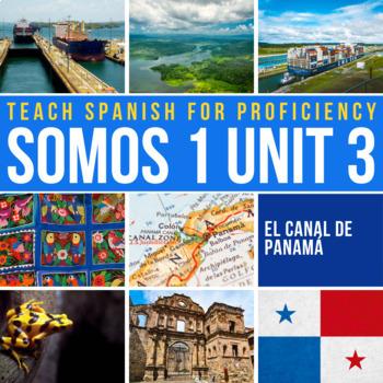 SOMOS Spanish 1 Unit 3: Cierra la puerta