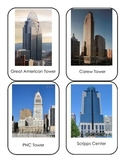 Cincinnati Theme Building Cards