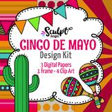 Cinco De Mayo Clip Art ~ Design Kit