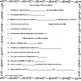 Cinco De Mayo Reading Passage and Activities