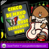 Cinco De Mayo Activities (Cinco de Mayo QR Codes Scavenger Hunt)