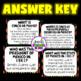 Cinco De Mayo QR Codes Scavenger Hunt Activities