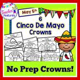 Cinco De Mayo Activities: Crowns