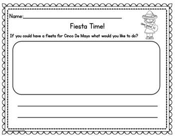 Cinco De Mayo Activities Kindergarten