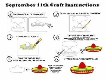 Cinco De Mayo Reading Comprehension - Informational Text - Assessment 6-8