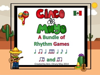 Cinco De Mayo - A Bundle of Rhythm Games