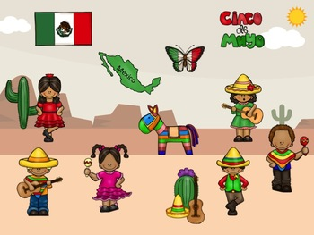 Cinco De Mayo - A Listening Game to Practice So and Mi