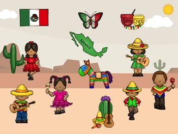 Cinco De Mayo - A Rhythm Game for Practicing Half Notes (2 bars)