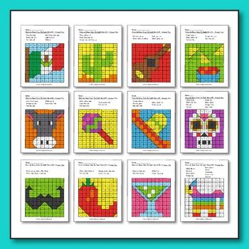 Cinco De Mayo Activities for Preschool - Cinco De Mayo Coloring Pages