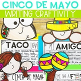 Cinco De Mayo Activity / Fiesta Writing Craftivity