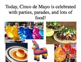 Cinco De Mayo Book for Young Learners