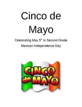 Cinco De Mayo:  Celebrating May 5 in Second Grade!