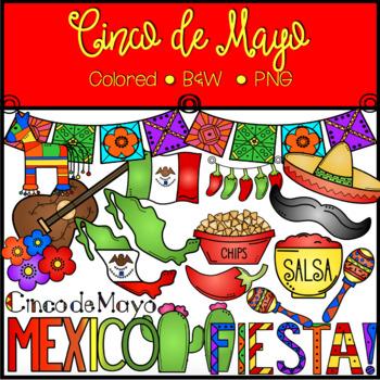 Cinco De Mayo Clip Art