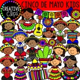 Cinco De Mayo Clipart Kids {Creative Clips Clipart}