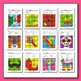 Cinco De Mayo Color By Sight Word, Cinco De Mayo Activities for Kindergarten