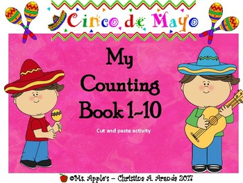 Cinco De Mayo Counting Book