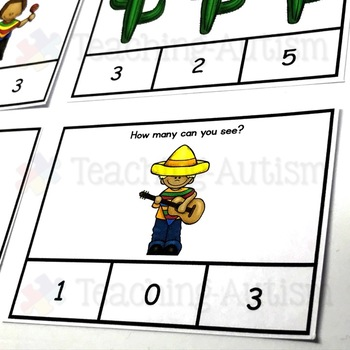 Cinco De Mayo Math Task Cards