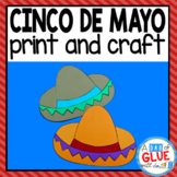 Cinco De Mayo Activities: Paper Craft Activity and Creative Writing