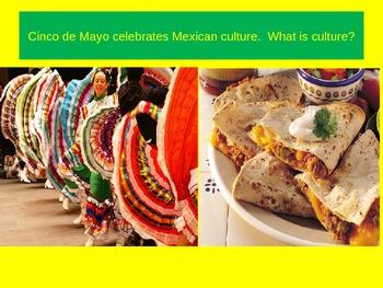 Cinco De Mayo- Culture