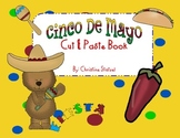 Cinco De Mayo Cut & Paste Book