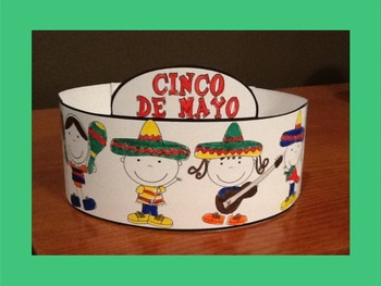 Cinco De Mayo Festive Hat