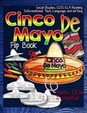 CINCO DE MAYO FLIP BOOK