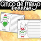 Cinco De Mayo Freebie Writing