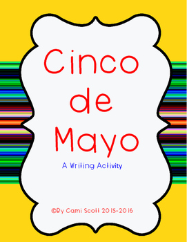 Cinco De Mayo Friendship Packet
