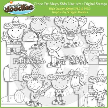 Cinco De Mayo Kiddos