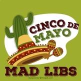 Cinco De Mayo Mad Libs